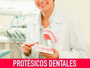 Centros de formación para Protésicos dentales