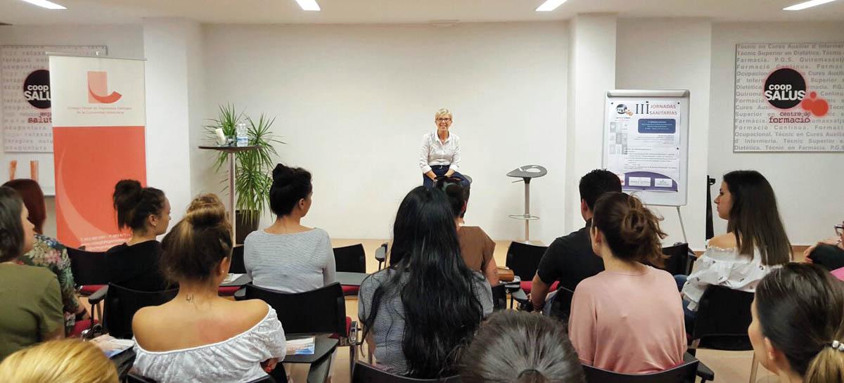 El Colegio de Higienistas de Valencia, invitado estrella a las III Jornadas Sanitarias Coop Salus