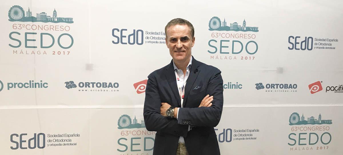 La Sociedad Española de Ortodoncia (SEDO) cierra su 63º congreso anual con nuevo presidente