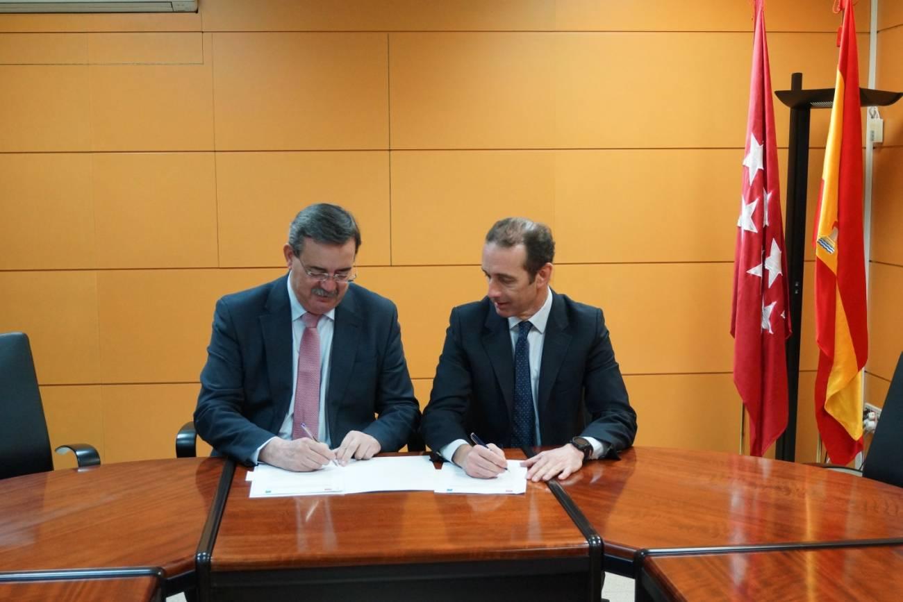 El coem y la comunidad de madrid renuevan el convenio de for Convenio oficinas y despachos comunidad de madrid