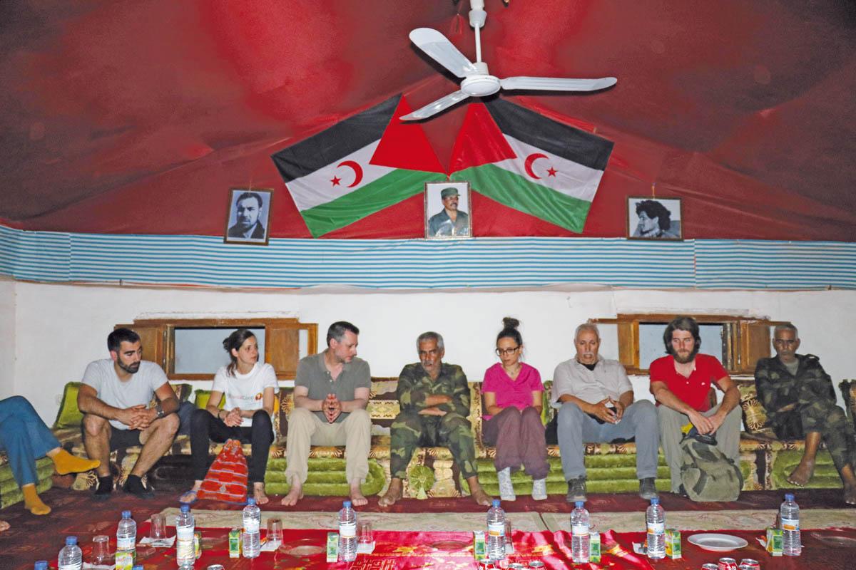 El Sáhara más allá de los campamentos de refugiados (y II)