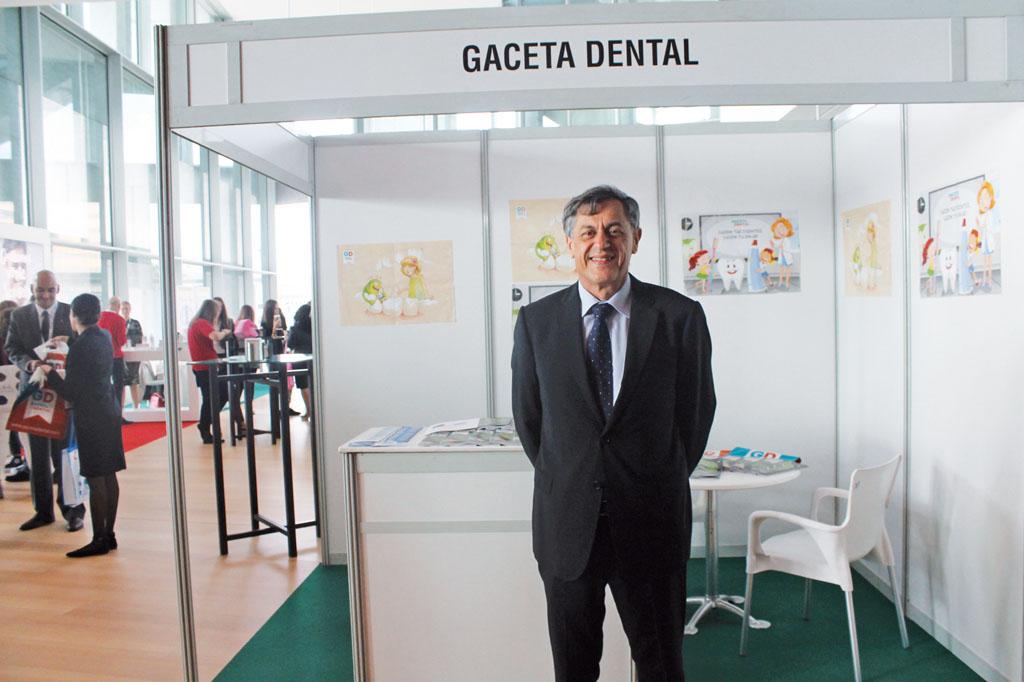«Desearía mejorar la Sociedad y la Cirugía Bucal en España»